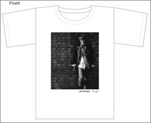 ロニー・ウッド Tシャツ