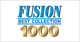 ����Ŋ����I���[�i�[ FUSION BEST�R���N�V����1000 [��8�e]