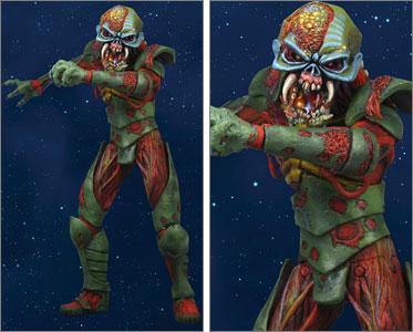 Iron Maiden - Eddie Action Figure: Final Frontier