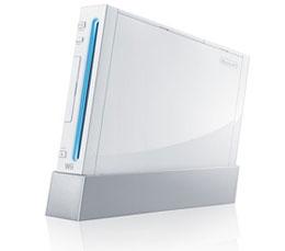 Wii(White)