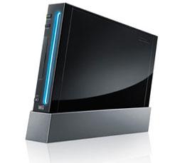 Wii(Black)