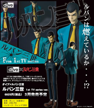 Lupin 1st TV series ver.