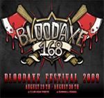 『BLOODAXE FES09』