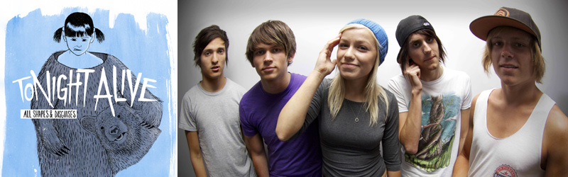 『Tonight Alive』