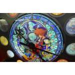 『キングダム ハーツ』の思い出がフラッシュバック! メモリアルステンドグラスクロックの展示がスタート