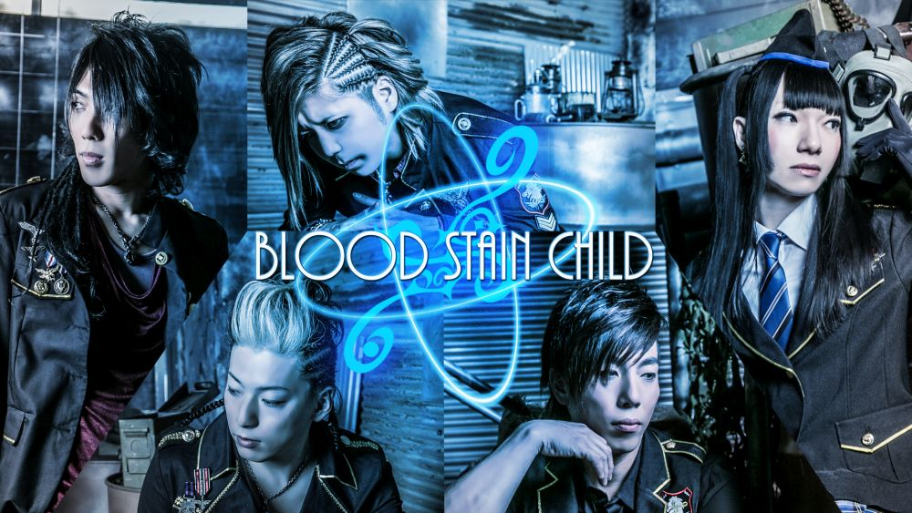 BLOOD STAIN CHILD