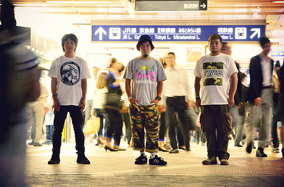 "OVER ARM THROW ""Pressure TOUR 2017-2018"""