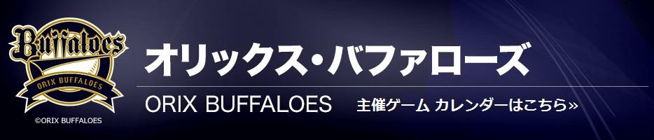 オリックスバファローズ主催ゲームカレンダー