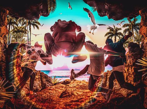 Sunrise In My Attache Case「Light The Fire Tour」