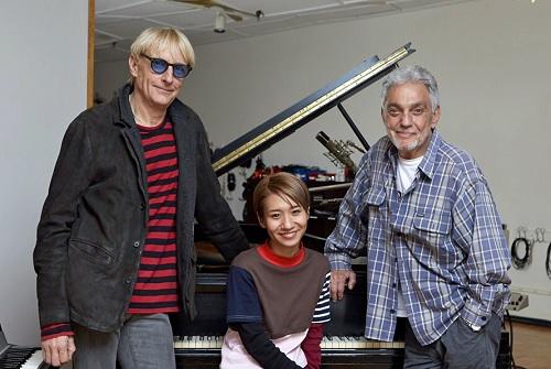 Ai Kuwabara with Steve Gadd & Will Lee