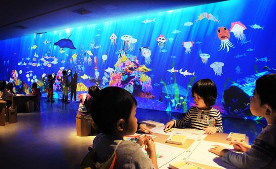 チームラボアイランド 学ぶ!未来の遊園地 in 福島