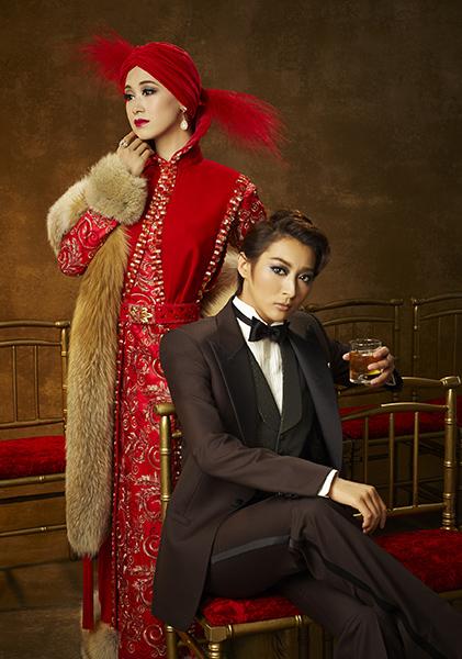 宝塚歌劇月組『グランドホテル』『カルーセル輪舞曲(ロンド)』