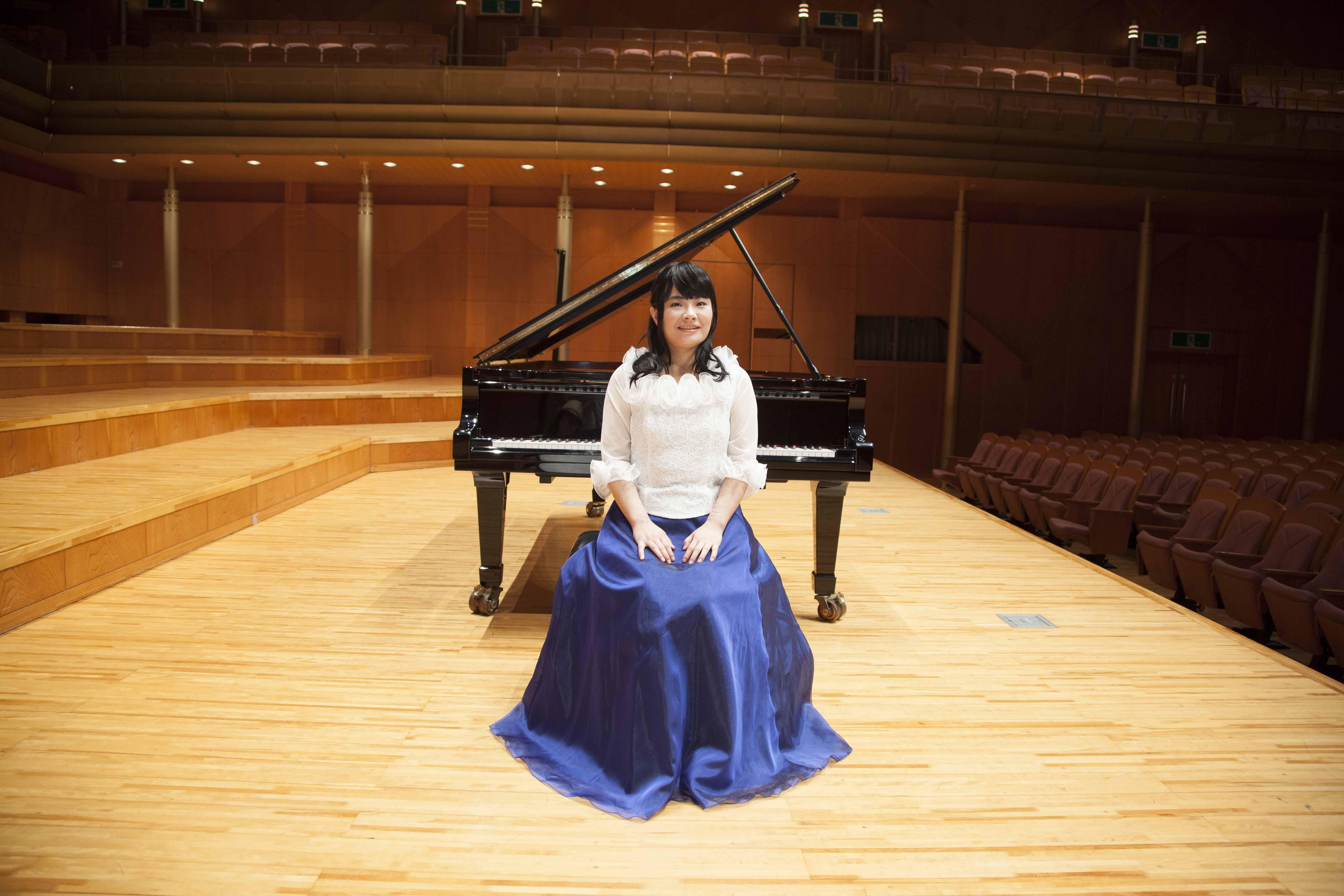 野田あすか ピアノ・リサイタル 〜ありのままで〜