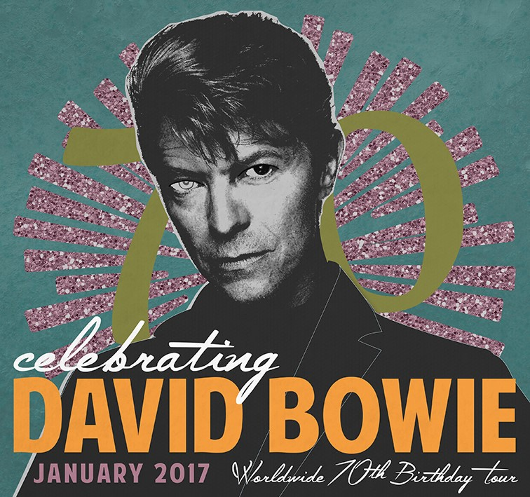 CELEBRATING DAVID BOWIE JAPAN