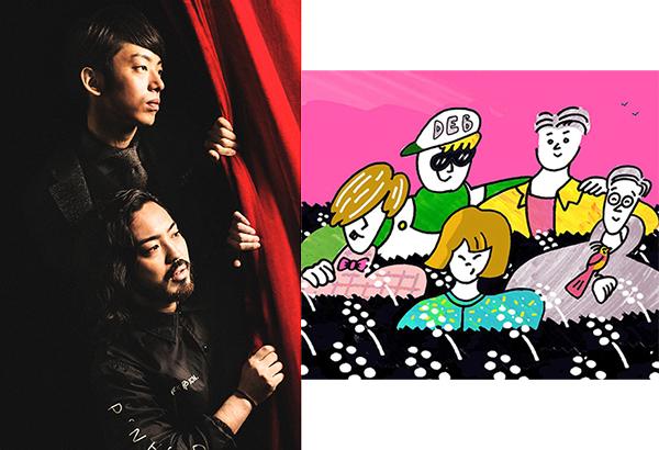 Creepy Nuts (R−指定&DJ松永)助演男優賞リリース全国ツアー2017「いつかのエキストラ、ライブオンステージ。」