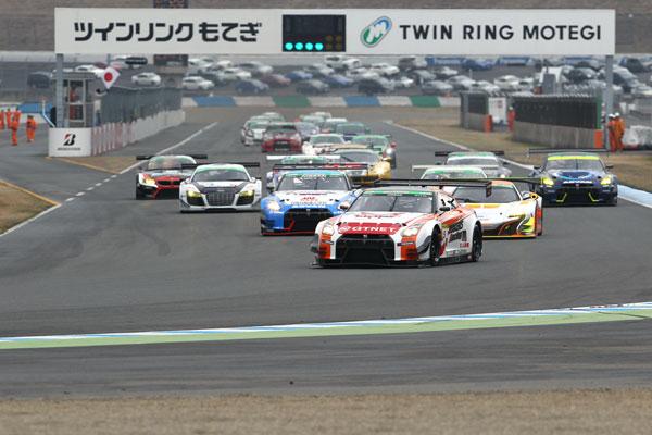 スーパー耐久シリーズ2017 第1戦 200×2Race MOTEGI Opening Stage