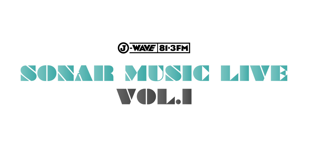 J-WAVE SONAR MUSIC LIVE VOL....