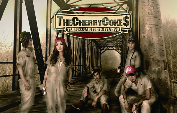 "THE CHERRY COKE$ ""THE LIVE"