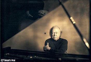 ヴァレリー・アファナシエフ ピアノ・リサイタル