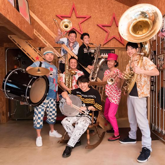Black Bottom Brass Band feat.綾戸智恵
