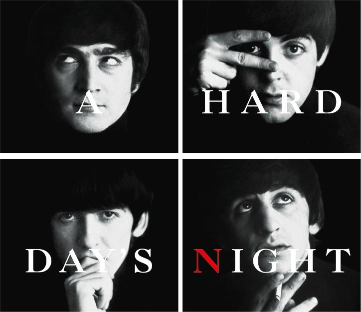 ザ・ビートルズ「A HARD DAY'S NIGHT」