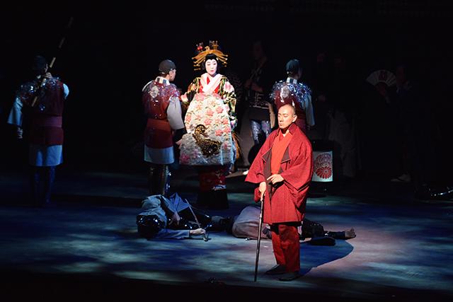 六本木歌舞伎「座頭市」