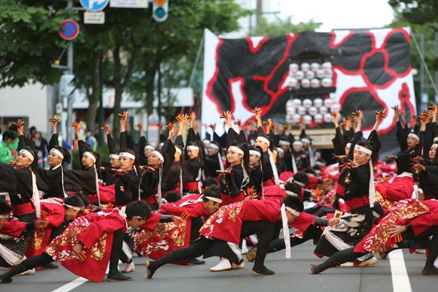 第26回 YOSAKOIソーラン祭り