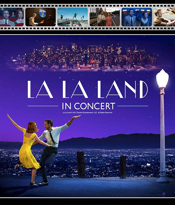 ラ・ラ・ランド in コンサート/LA LA LAND − IN CONCERT −