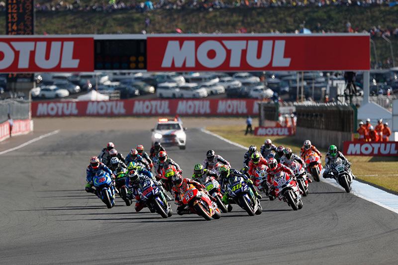 2017 FIM MotoGP™ 世界選手権シリーズ第15戦 MOTUL 日本グランプリ