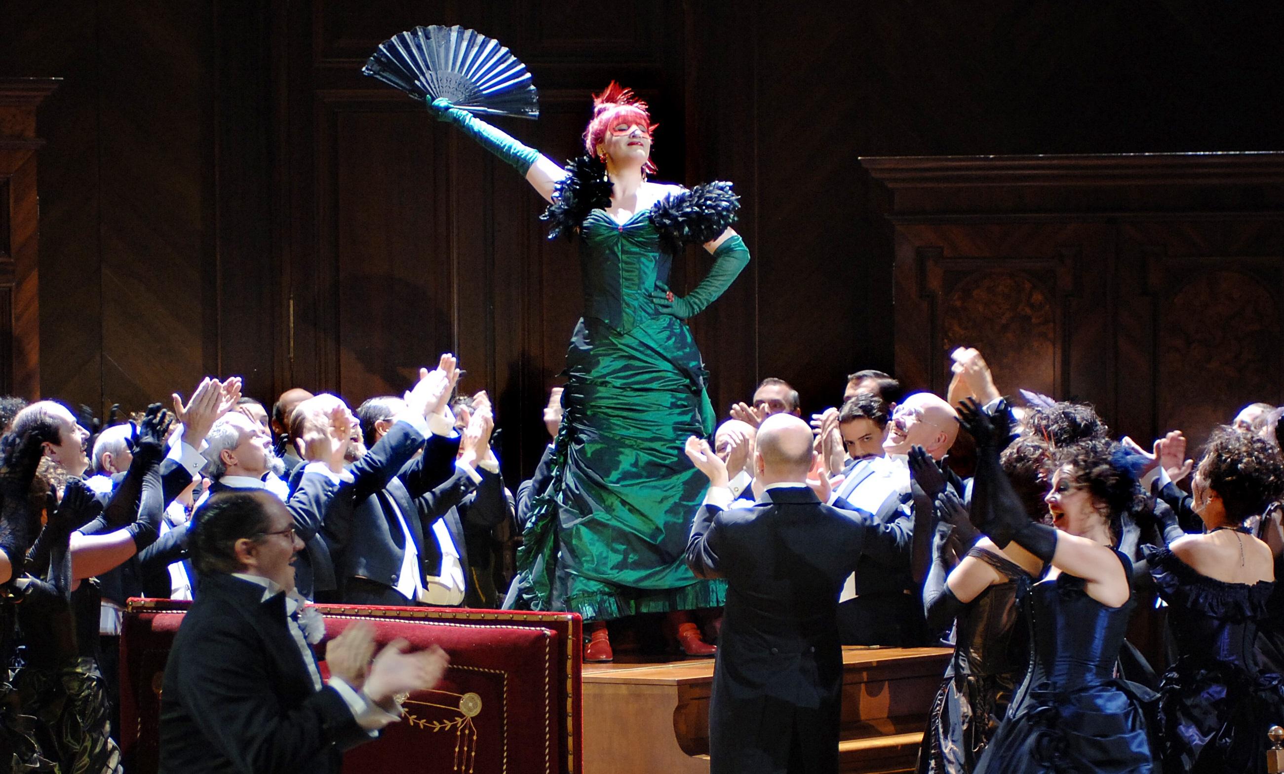 東京二期会オペラ劇場『こうもり』
