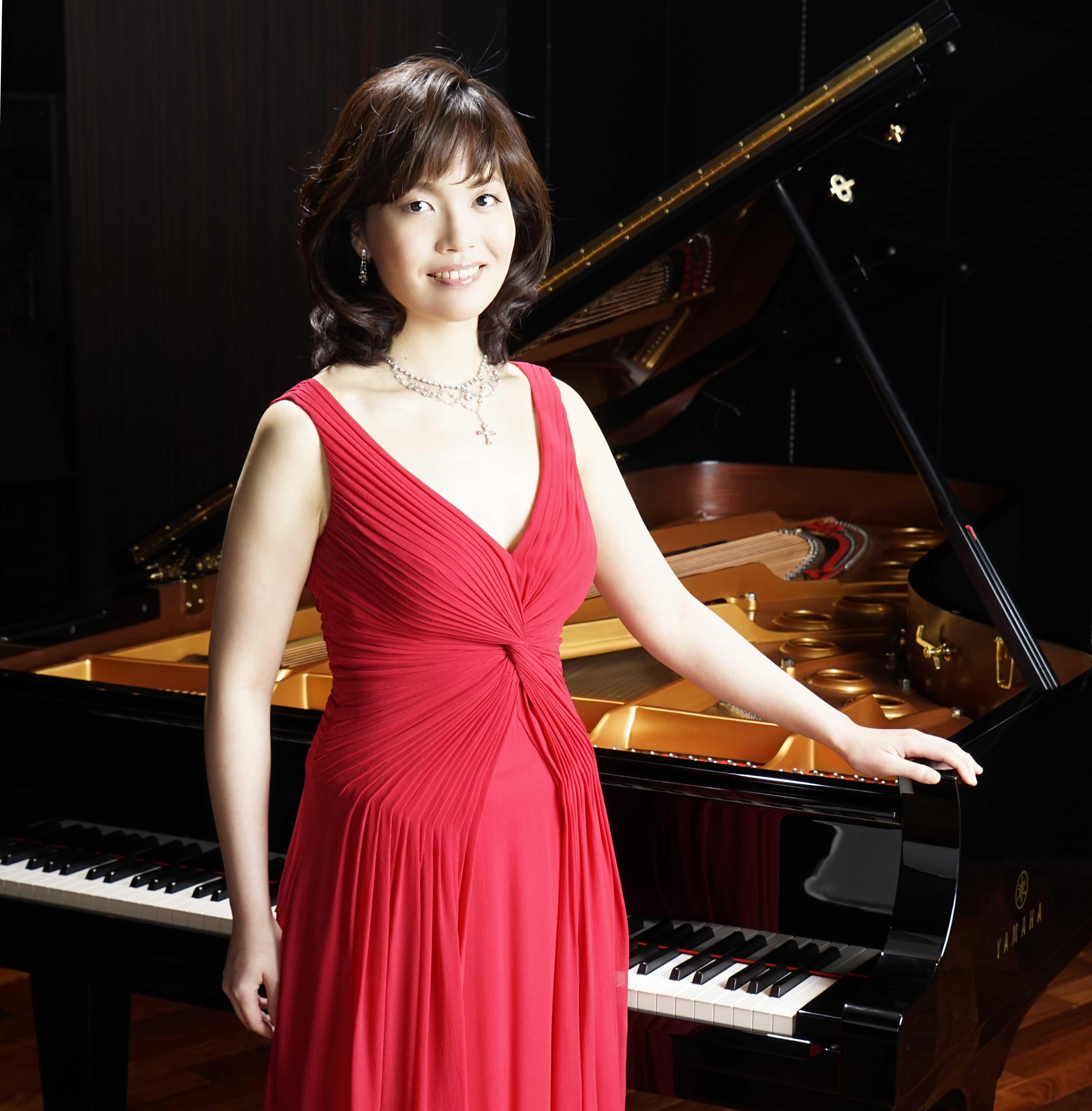 上野優子 ピアノリサイタル