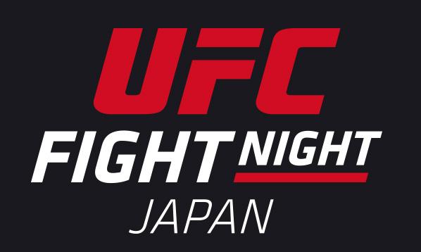 UFC FIGHT NIGHT JAPAN