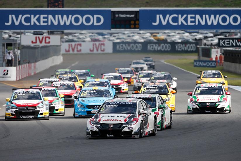 2017 FIA 世界ツーリングカー選手権シリーズ JVCKENWOOD 日本ラウンド(WTCC)