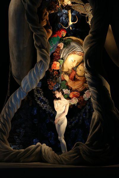 ベジャールの「くるみ割り人形」