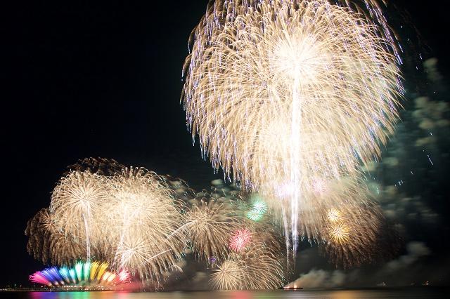 2017ふじさわ江の島花火大会