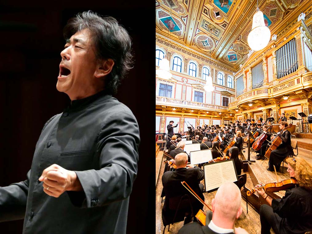 佐渡裕指揮 トーンキュンストラー管弦楽団 日本ツアー2018