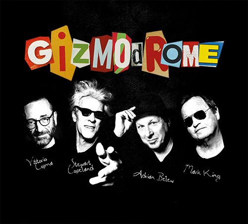 GIZMODROME(ギズモドローム)