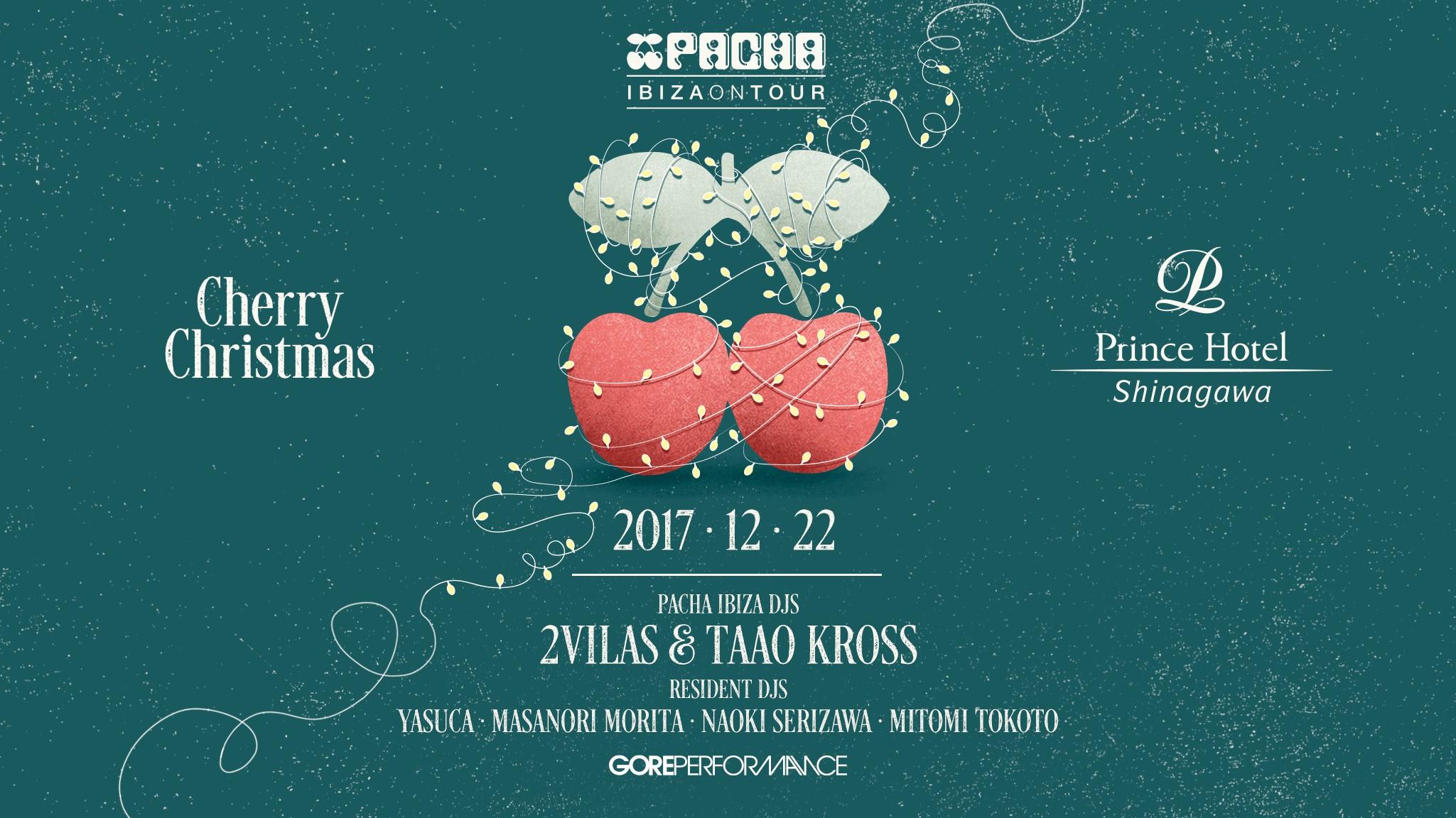 PACHA IBIZA ON TOUR 2017