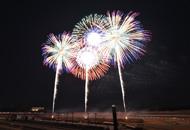 """ツインリンクもてぎ 花火と音の祭典 """"New Year Fes"""" 〜音とキレイがいっぱい〜"""