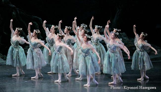 東京バレエ団「真夏の夜の夢」「セレナーデ」