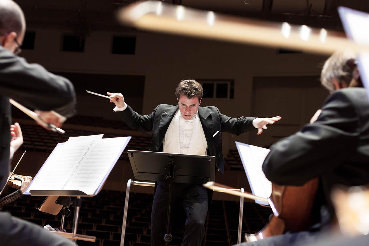 ヤクブ・フルシャ指揮 バンベルク交響楽団