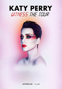 Katy Perry(ケイティ・ペリー)WITNESS:THE TOUR