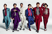 EXILE THE SECOND(宮城)臨時直行往復バス
