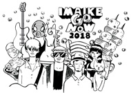 IMAIKE GO NOW 2018