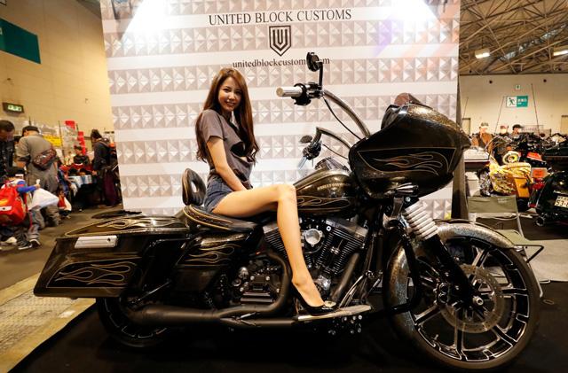 Custom Bike Show JOINTS