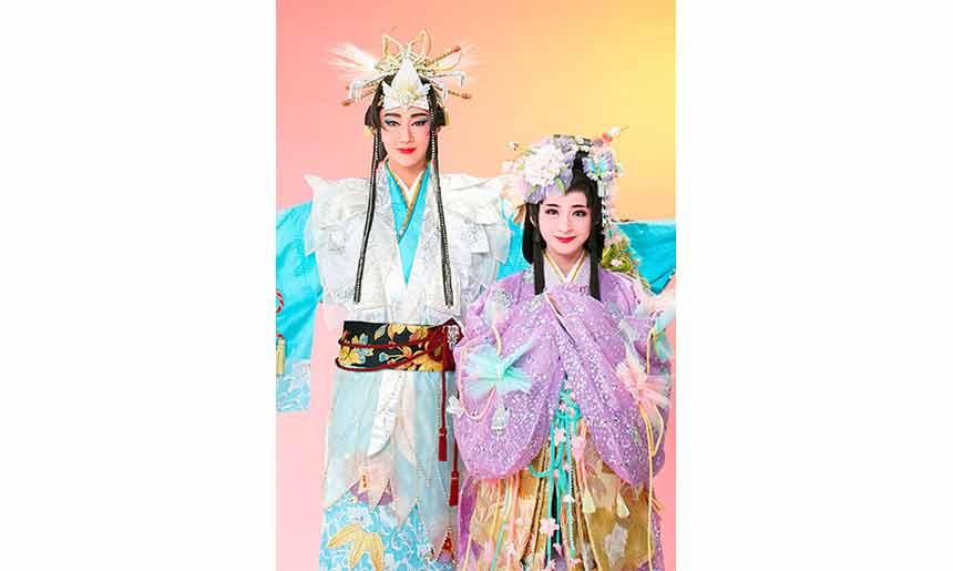 宝塚歌劇星組公演 RAKUGO MUSICAL 『ANOTHER WORLD』/タカラヅカ・ワンダーステージ 『Killer Rouge(キラー ルージュ)』