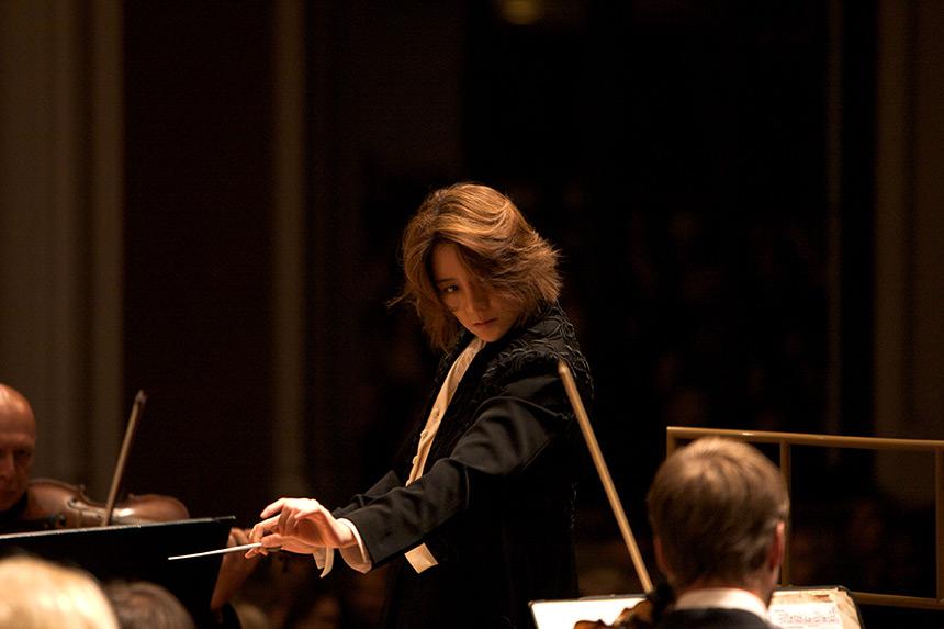西本智実指揮 ロシア国立交響楽団