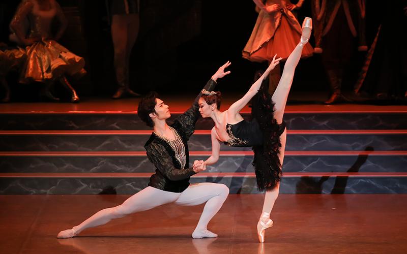 東京バレエ団 ブルメイステル版「白鳥の湖」