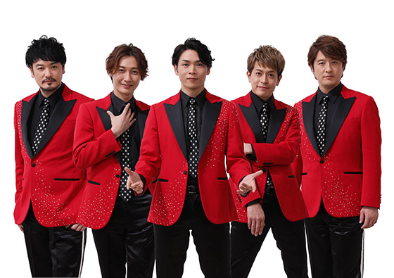 純烈『7大都市【純烈コンサート2018】』