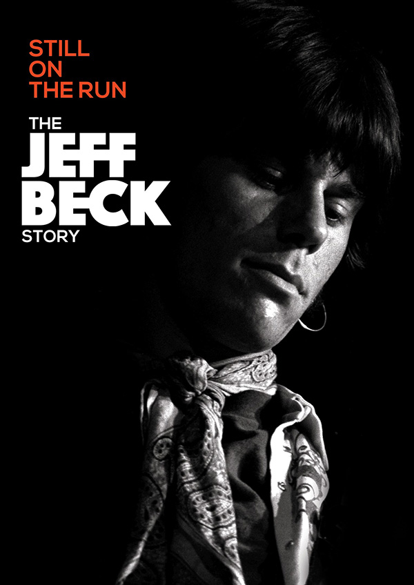 DVD/ブルーレイ発売記念 一夜限りの上映会『スティル・オン・ザ・ラン~ジェフ・ベック・ストーリー』